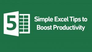 5 Excel tips and tricks you must know