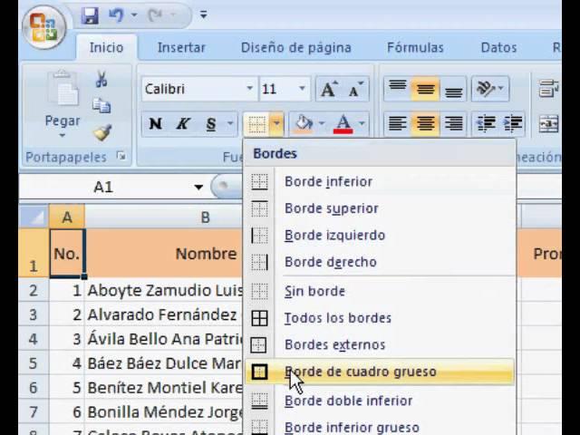 Trucos y Tips de Excel