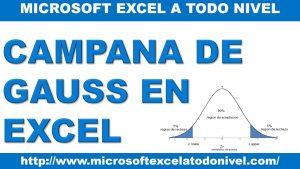 Tips y Trucos de Excel | Como hacer una Campana de Gauss en Excel