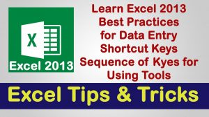 Become Excel Expert with Simple Tips & Tricks