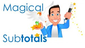 Subtotals in Excel – Tips & Tricks for Calculations