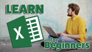 Microsoft Excel – 2018 Beginners Tutorial