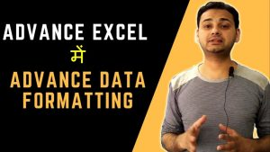 Extraordinary Data Formatting (2019) with ADVANCE EXCEL: Perfect Format in Excel (Hindi)TechGuruPlus