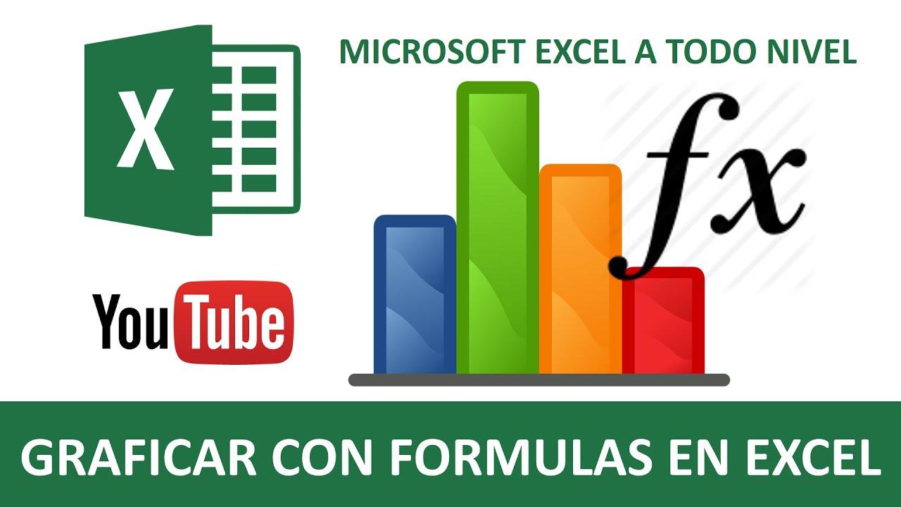 Tips y Trucos de Excel | Gráficos con Formulas en Excel