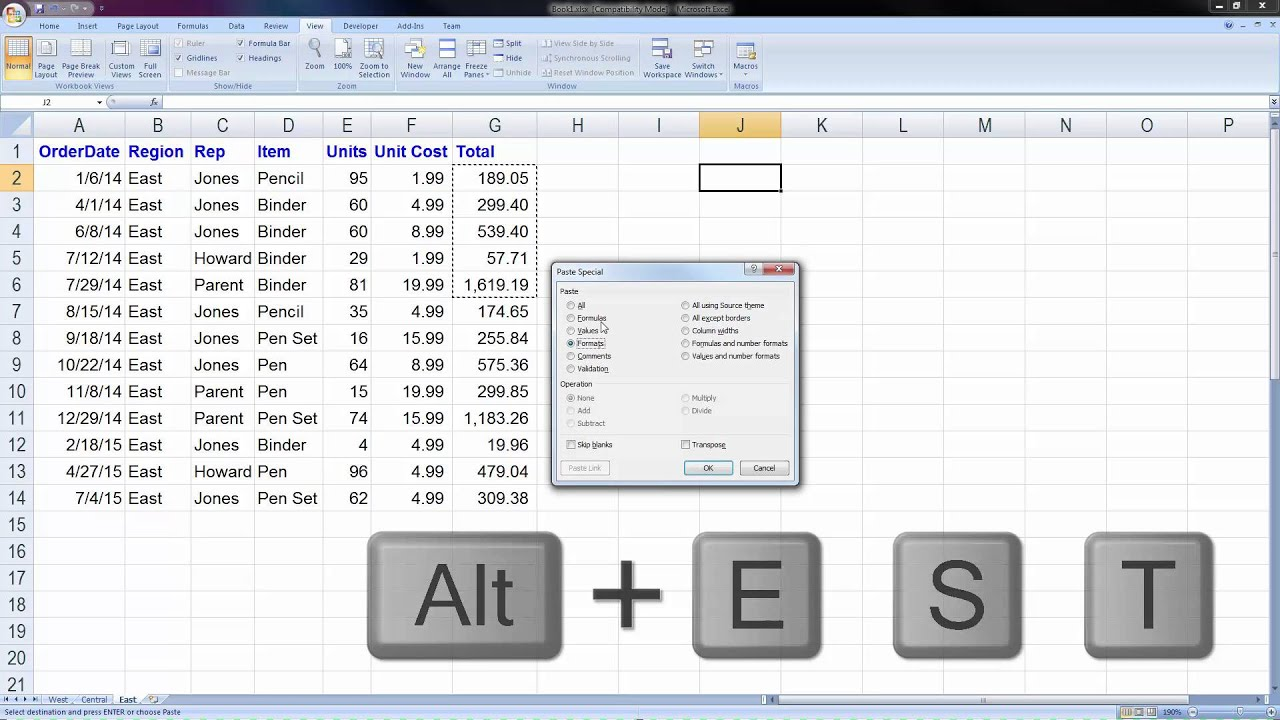Excel Tips & Tricks: These 5 shortcuts will make you look like a master