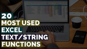Excel Tips and Tricks 2019, 20 Excel TEXT Functions and String Formulas ( Replace in Excel )