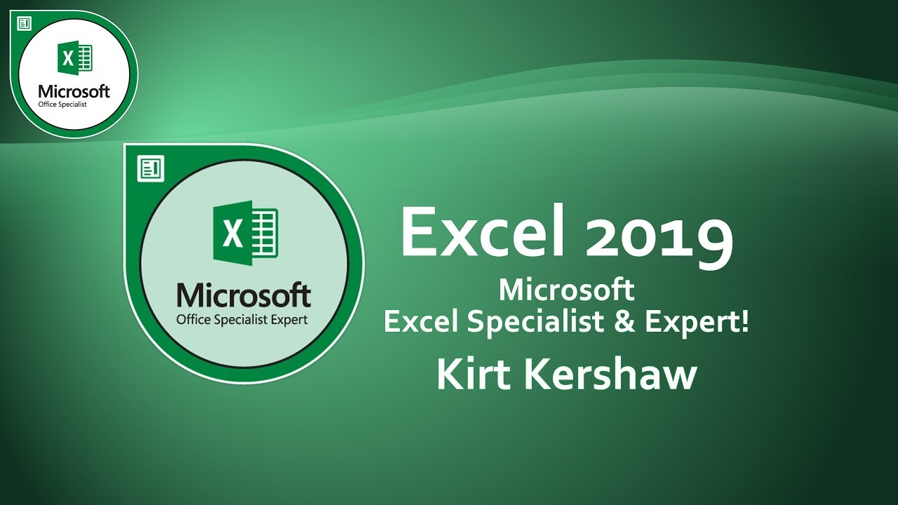 New Microsoft Excel 2019 and Excel 365 Features!