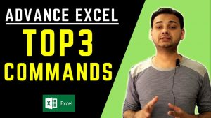 Top 3: Advanced Excel Tips 2019 (Powerful & Faster!!) in Hindi [Tech Guru Plus]