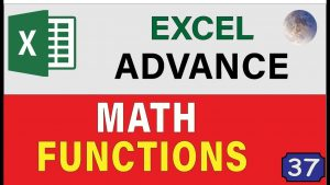 17 Advanced Math Functions & Formulas In Excel: Tips and Tricks For Excel 2019 Users