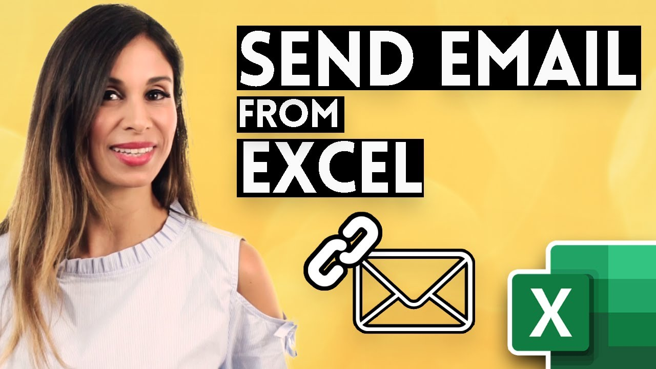 Fully Dynamic Emails from Excel with a SINGLE FORMULA!