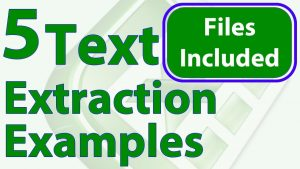5 Helpful Text Extraction Tips for Excel