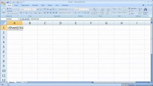 Excel Tips 19 – Hide and Unhide Worksheets in Excel