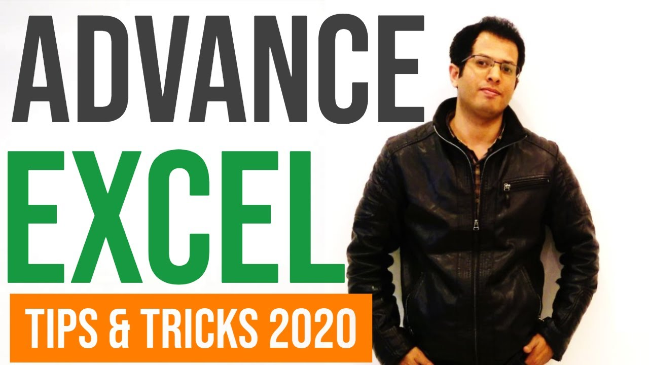 Excel Amazing Course | Tips & Tricks 2020 | Accountech Training & Solutions