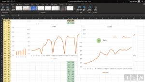 Excel Tips and Tricks 2020: Creating Charts from Data with Empty spaces in Microsoft Excel
