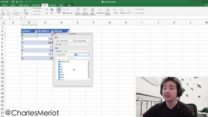 Excel Tips & Tricks: Filters