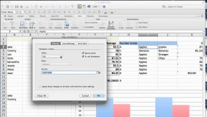 How to Delete a Drop-Down Box in Excel : Microsoft Excel Tips