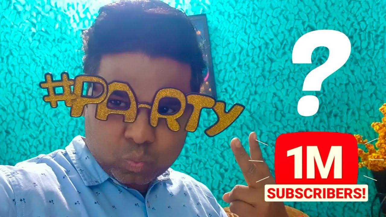 ABHI TO PARTY SHURU HUI HAI | 1 Million Youtube Subscriber