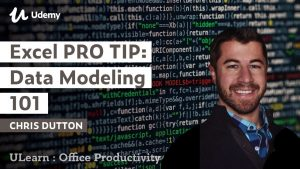 Excel PRO TIP: Data Modeling 101 | Udemy Instructor, Chris Dutton