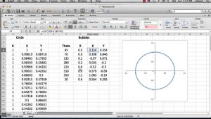 How to Build a Quadrant in Excel : Microsoft Excel Tips