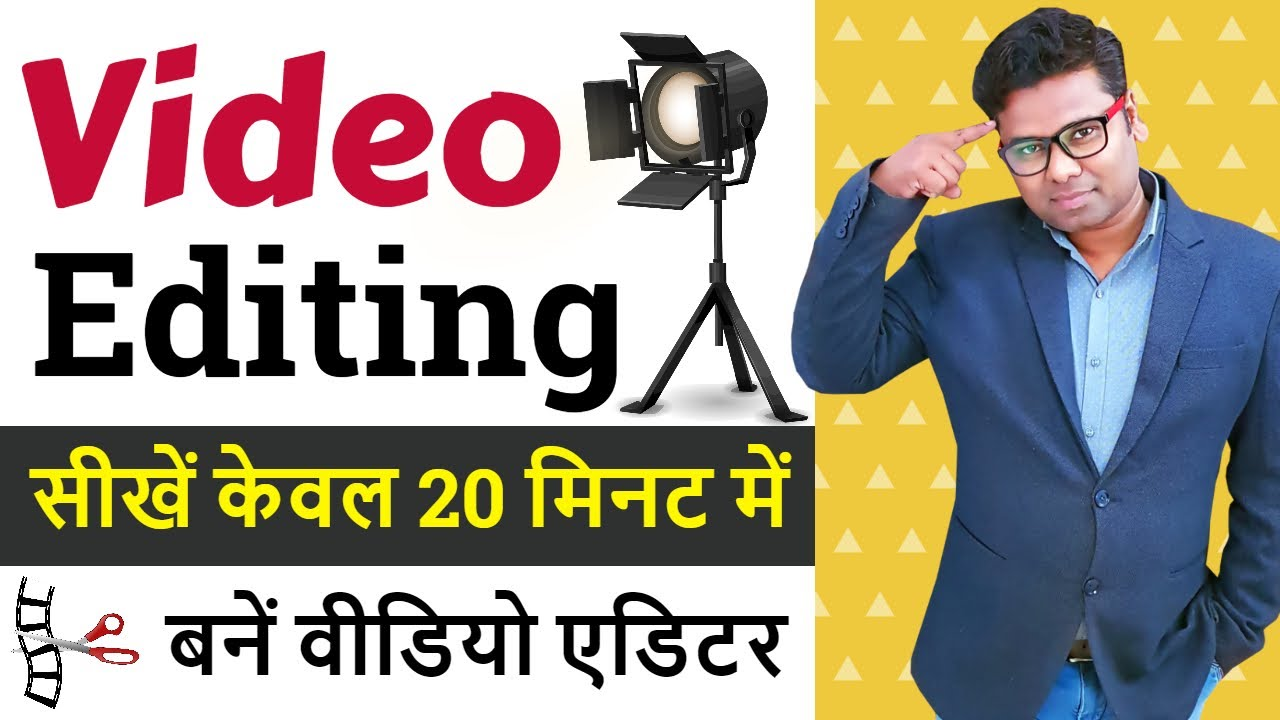 Learn Video Editing in Just 20 Minutes | Video Editing for Beginners