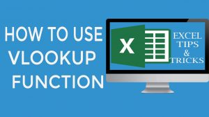 VLOOKUP Function in Excel-Excel tips and Tricks Malayalam