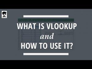 Excel VLOOKUP  – Complete tutorial & tips
