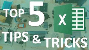 TOP 5 EXCEL TIPS & TRICKS|| Excel 2020 Tutorial|| Learn Excel Tips