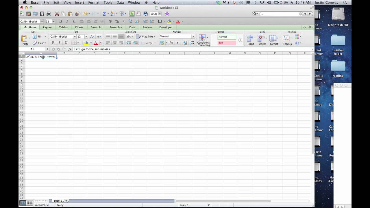 How to Remove a Word From Cells in Excel : Microsoft Excel Tips