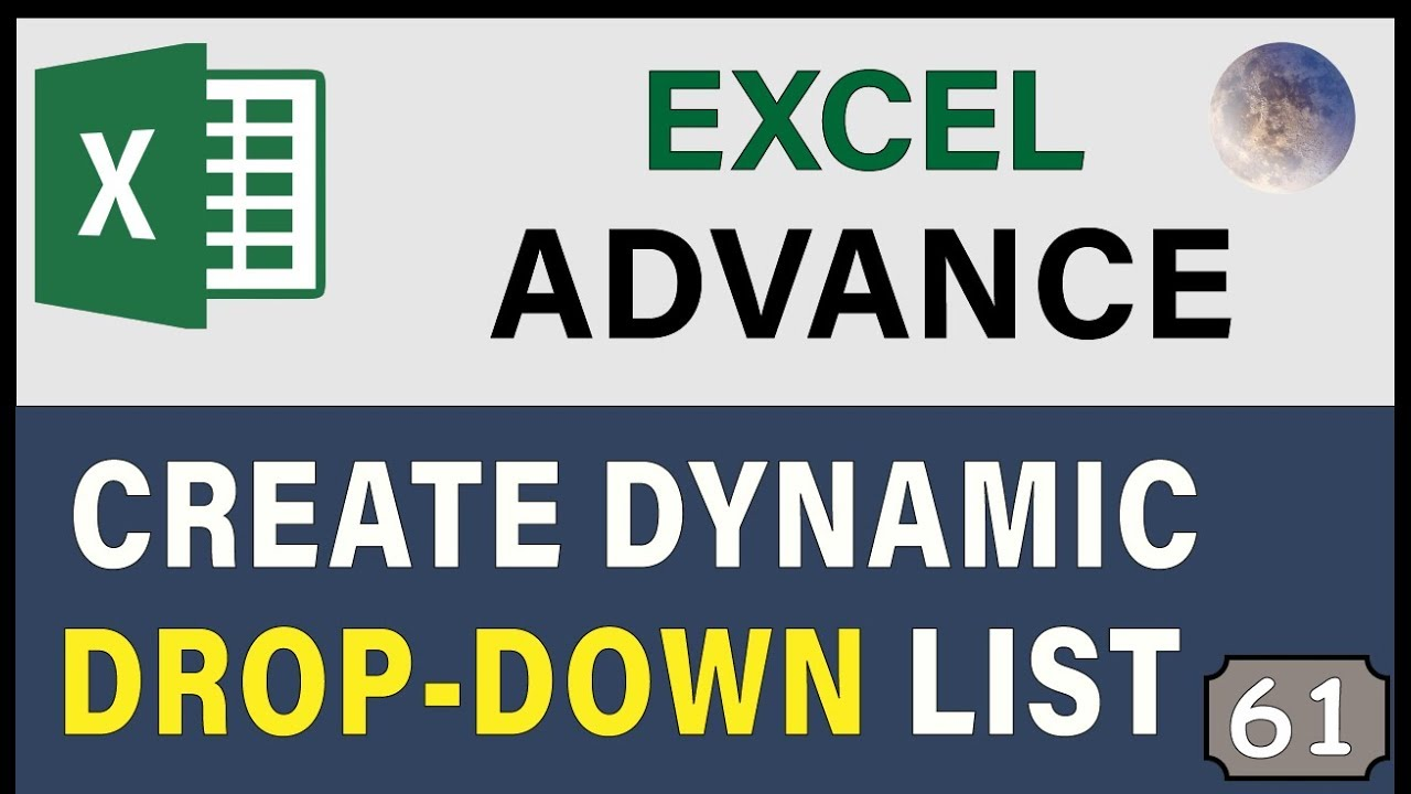 How to Create Dynamic Drop Down list in Excel ? Advanced Excel Tips and Tricks 2020