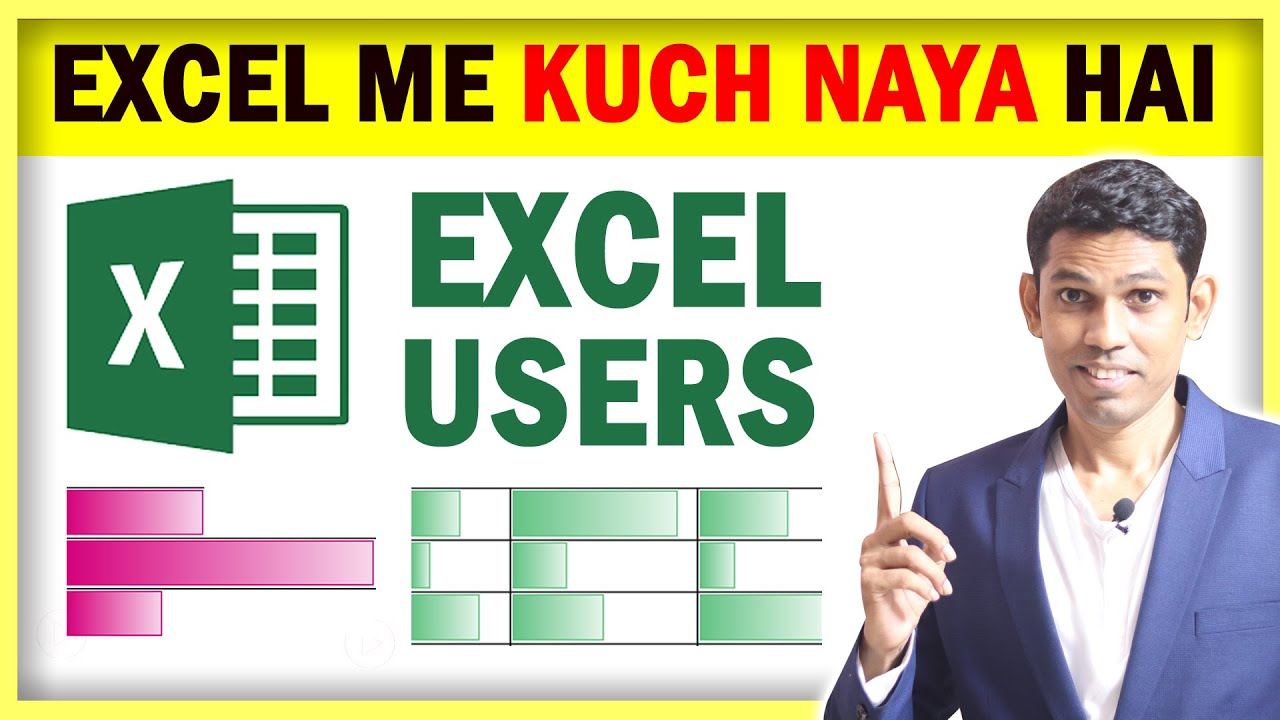This is something new to improve your Excel Knowledge | for Excel users