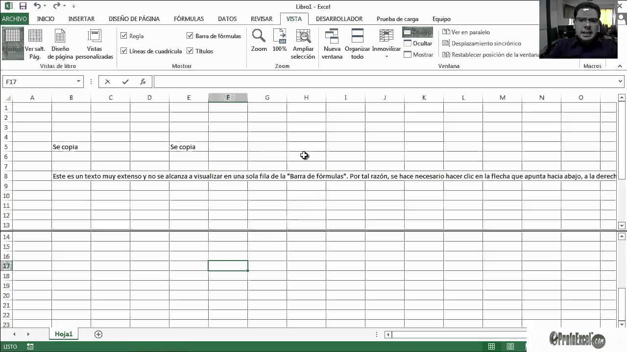 16 tips de Excel que convertirán en un experto en el manejo de esta herramienta – ProfeExcel