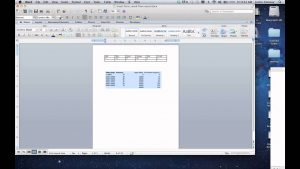 How to Link an Excel Table to MS Word : Microsoft Excel Tips