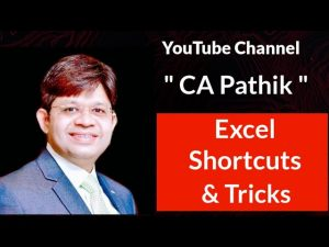 Excel Shortcut Keys and Tricks Hindi | Excel User Should know Tips and Tricks