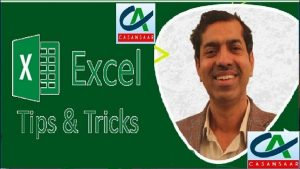 Power of Excel – Tips and Tricks for Professionals | Excel Tips and Tricks