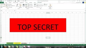 Excel Tips Tutorial: How to Hide and Unhide Worksheets & Make Worksheets Very Hidden VBA Editor