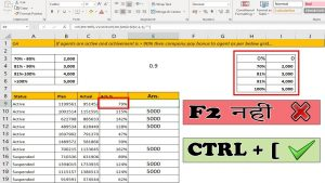 #Shorts | how formula works in excel | excel tips and tricks in hindi