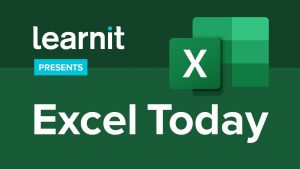 Excel Today – Tips and Tricks