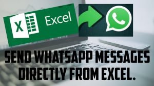 Send Messages from Excel to Whatsapp | Smart Excel Tips |