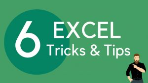 Best 6 Excel Tricks and Tips in April 2021 – Every Excel User Must Know