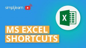 Excel Tips And Tricks 2021 | MS Excel shortcuts | MS Excel Tutorial l Simplilearn