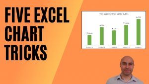 Five Simple Excel Chart Tricks to Make Them POP
