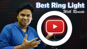 Cheap & Best Quality 18 inch Ring Light With Remote for YouTube Video Creators Digitek 18R
