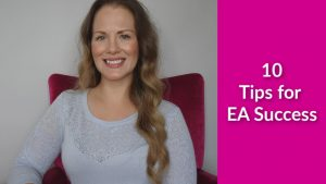 Executive Assistant Tips: How to Excel as an EA