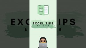 Excel tips – How to make Sum shortcut #shorts