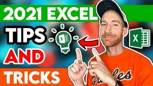 2021 Excel Tips and Tricks Trailer