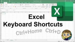 Most Useful Excel Keyboard Shortcuts