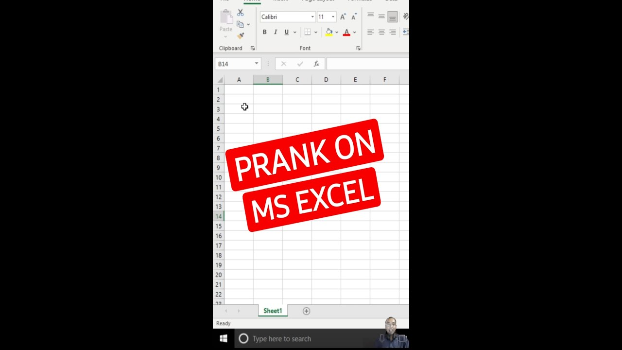 Excel Short Video | Excel Funny Magic Tricks and Tips | Excel Tips and Tricks in Bangla | #Shorts