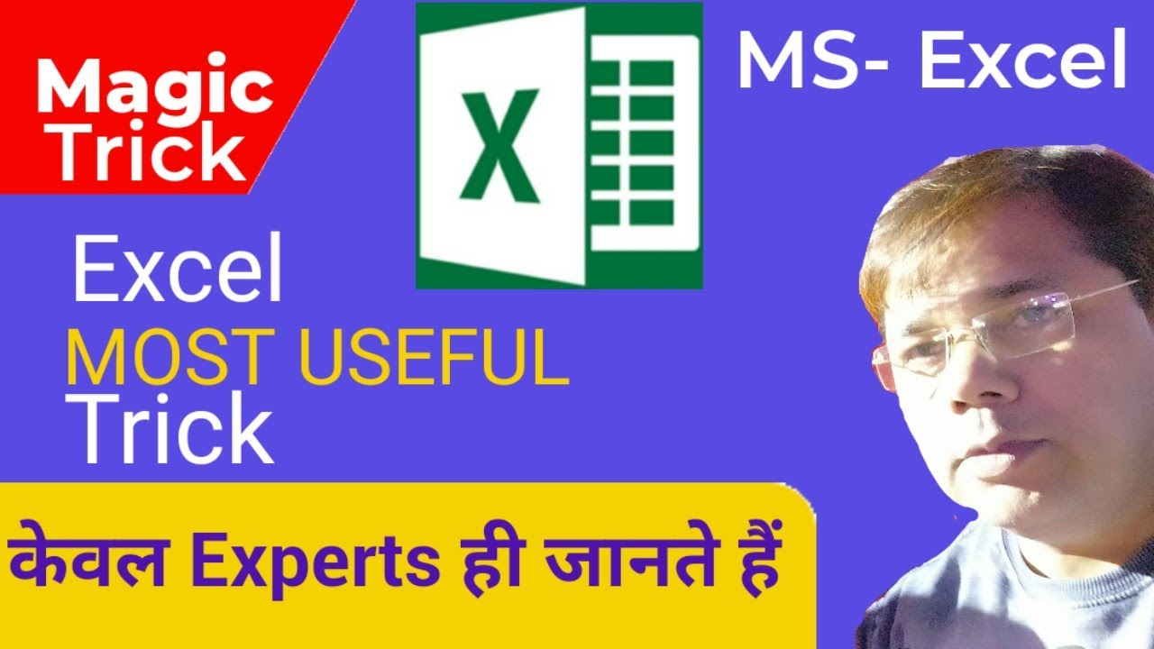 Excel tips and tricks – excel tricks and tips – most useful excel tricks