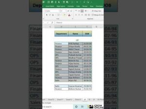 MS Excel Tricks & Tips 2021 – Move Data Without Cut Copy and Paste (Video 37), #Shorts