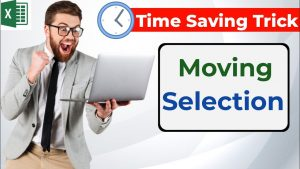 How to Move Selection In Excel | Excel tips and Tricks | #shorts #Excelhurdles